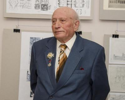 23 марта умер выдающийся севастопольский скульптор Адольф Шеффер