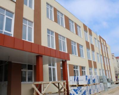 Новая школа в Севастополе откроет свои двери к концу года