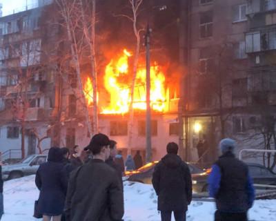 В Магнитогорске задержан мужчина, который принес газовый баллон, ставший причиной взрыва в пятиэтажке