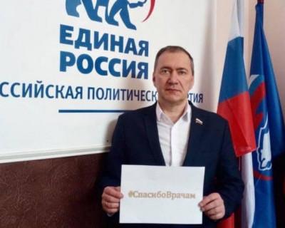 Дмитрий Белик: «Севастопольцы, отнеситесь к этому серьезно и оставайтесь дома!»