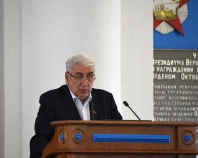 Василий Пархоменко: «Необходимо ограничить въезд в Севастополь для некоторых категорий граждан»