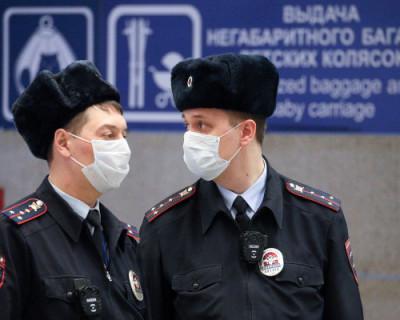Полиция будет контролировать соблюдение ограничительных мер в Крыму