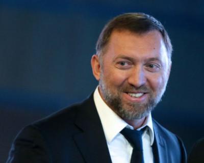 Бизнесмен Олег Дерипаска хочет создать свою партию?