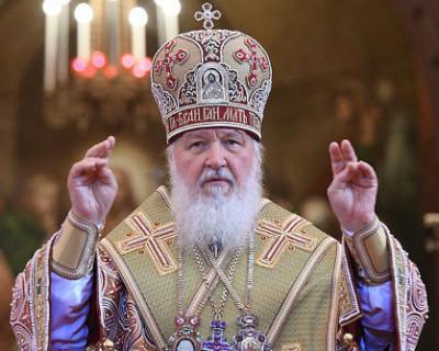 Патриарх Кирилл призвал россиян не ходить в храмы