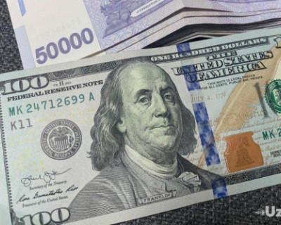 Курс доллара США превысил отметку в 80 рублей