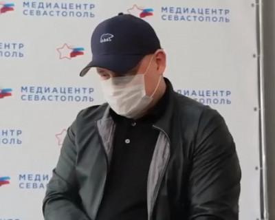 Михаил Развожаев побыл волонтёром и доставил жителям Севастополя продукты