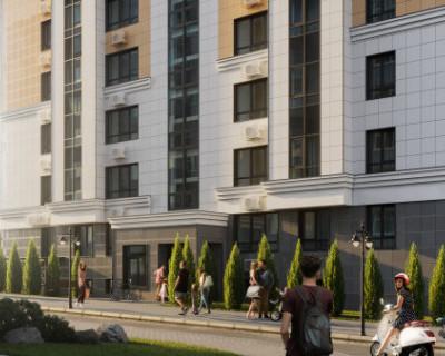 Новый объект компании «ИнтерСтрой» в престижном районе Севастополя