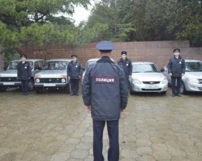Группа пьяных мужчин напала на полицейских Ялты