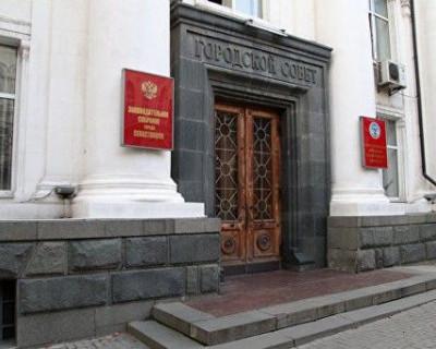 Своевременный закон правительства Севастополя по поддержке предпринимателей примут на внеочередной сессии Заксобрания