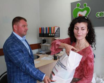 В Севастополе живет и трудится замечательный человек, меценат, предприниматель и гражданин своего города