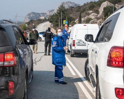 Блокпосты на въезде в Севастополь ликвидируют