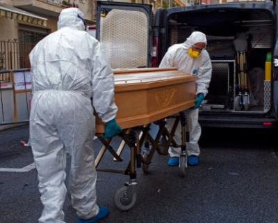В Италии подсчитывают число жертв от коронавируса. Страшные цифры!