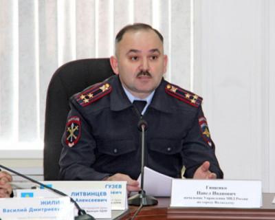В Севастополе новый начальник полиции