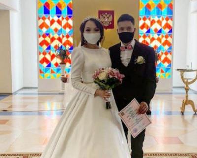 В России из-за коронавируса состоялась первая онлайн-регистрация брака