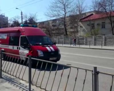 Спасатели Севастополя призывают находиться дома (ФОТО)