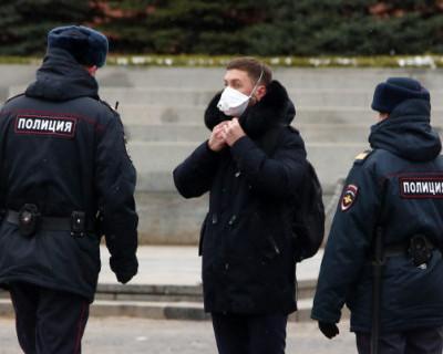 Определены чиновники Севастополя, которые будут штрафовать граждан за нарушение карантина