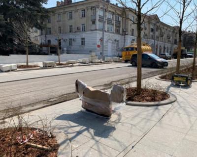 В Севастополе не будут прекращать строительные работы