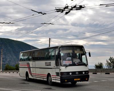В Крыму разыскивают пассажиров автобуса «Ялта-Сочи»