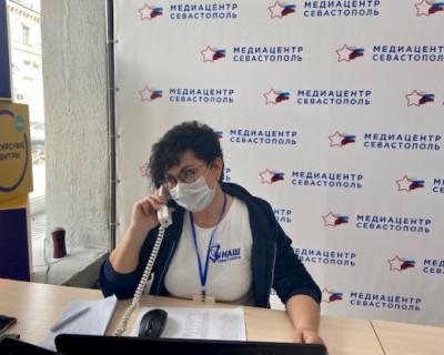 Волонтёры в Севастополе трудятся на двух фронтах