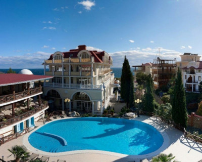 К 6 апреля загрузка крымских отелей составит 3%