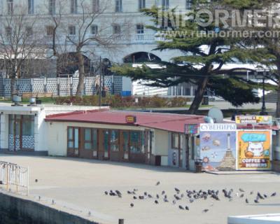 Самоизоляция: пустой Севастополь