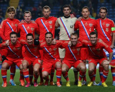 В Москве обокрали сборную России по футболу