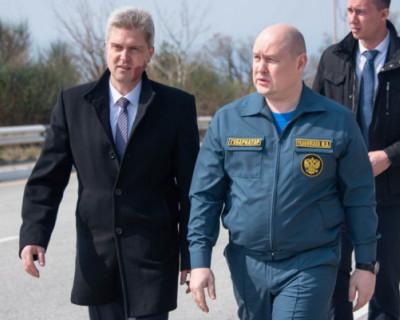 Михаил Развожаев о выдаче спецпропусков в Севастополе