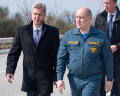 Пункты пропуска сохранятся на въезде в Севастополь до 12 апреля