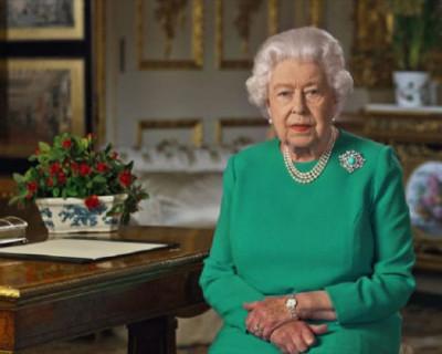 Королева Елизавета II обратилась к британцам
