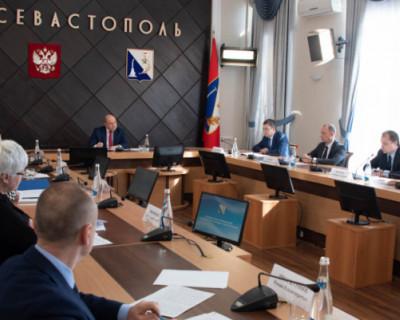 Врио губернатора Севастополя поручил оперативно реагировать на спекуляцию на рынках и в магазинах