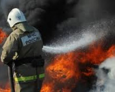 В Симферополе в пожаре погибли два человека