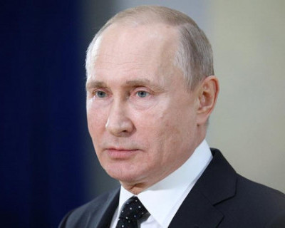 Назван доход Владимира Путина