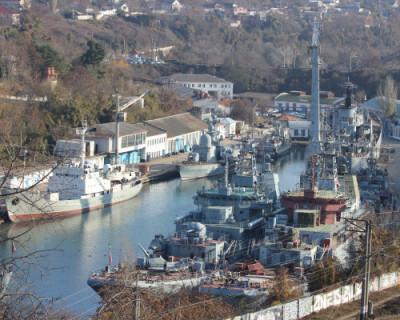 Черноморские судоремонтники продолжают выполнять Гособоронзаказ