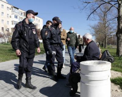Шестерых севастопольцев уже привлекли к ответственности за нарушение карантина
