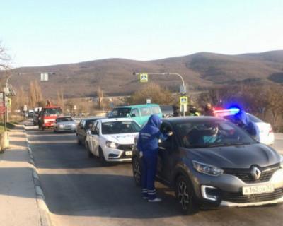 Жителей других регионов при въезде в Севастополь направляют в пансионат на принудительный карантин