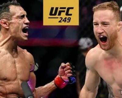 Турнир UFC 249 и бой Фергюсон vs Гэтжи точно не состоится