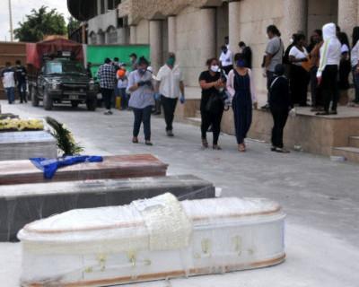 Эквадорский кошмар: трупы на улицах и переполненные больницы
