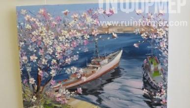 Выставка в музее имени Крошицкого «Севастопольская весна» 2015