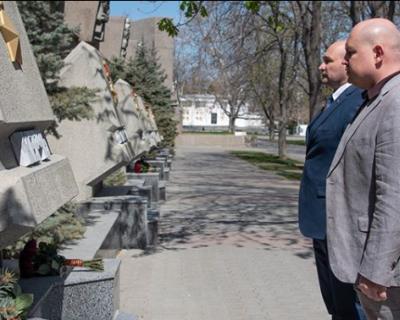 Михаил Развожаев: «Важно помнить каждую героическую страницу нашей истории!»