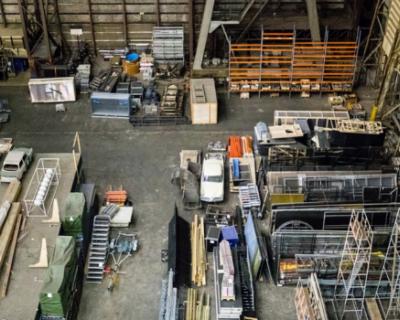 В торговых залах Севастополя будет запрещена продажа стройматериалов