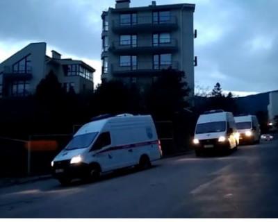 Медиков Севастополя перевели в обсерваторы