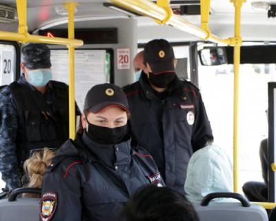 В Севастополе проверяют пропуска у пассажиров общественного транспорта