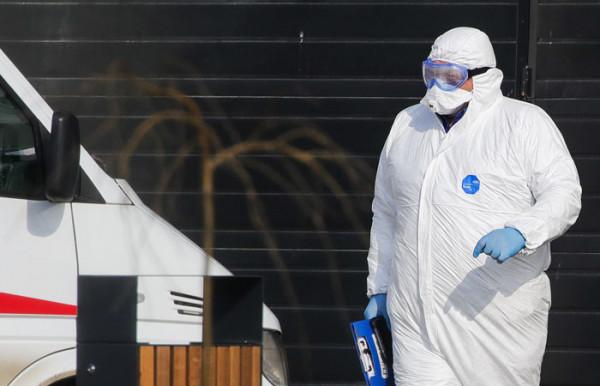 В России зарегистрировано еще 3388 новых случаев заражения коронавирусом