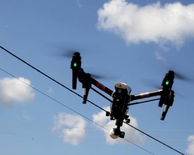 Севастопольские спасатели патрулируют природные территории региона с помощью беспилотной авиации