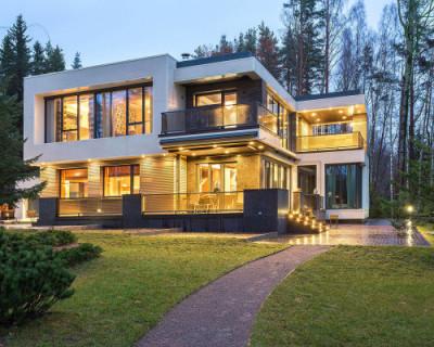 В России растет спрос на загородные дома