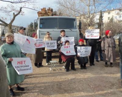 В Севастополе зреет новое судебное дело против «Ульяновских дворов»?