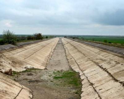 Украина не сможет дать воду Крыму, если даже очень этого захочет