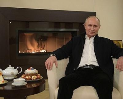 Владимир Путин о том, что в 2020 Пасха проходит в условиях вынужденных ограничений