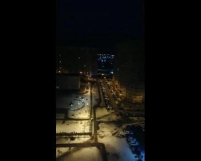 Жителей Домодедово напугали странные ночные звуки (ВИДЕО)