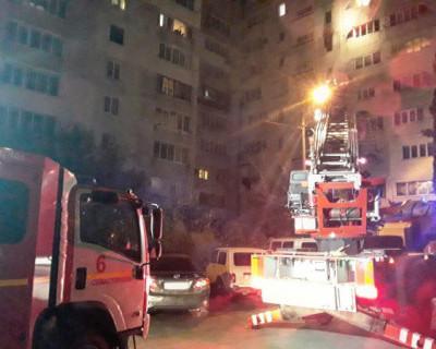 Севастопольские огнеборцы ликвидировали пожар в многоквартирном доме